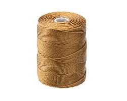 C-Lon Chestnut (.5mm) Bead Cord