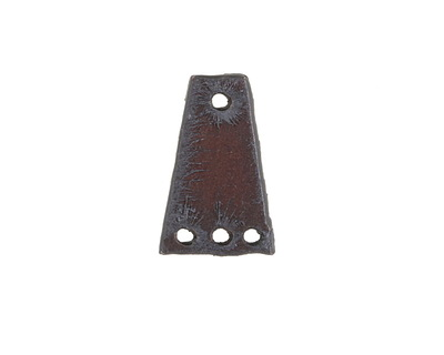 The Lipstick Ranch Rusted Iron Chandelier Drop 14x22mm