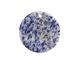 Brazil Sodalite Thin Coin Pendant 30mm