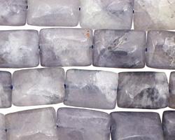 Iolite Thin Pillow 14x10mm