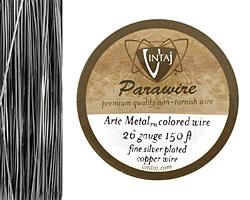 Vintaj Arte Metal Parawire 26 gauge, 60 feet