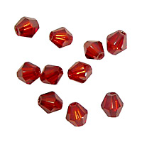 Salsa Faceted Bicone 6mm