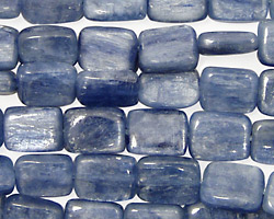Kyanite Thin Pillow 10x8mm