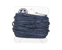 Royal Blue Irish Waxed Linen 7 ply