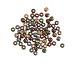 Czech Glass Autumn Metallics Mix Round Druk 3mm