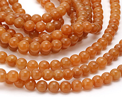Red Aventurine Round 8mm