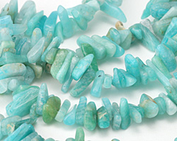 Peruvian Amazonite Large Chips