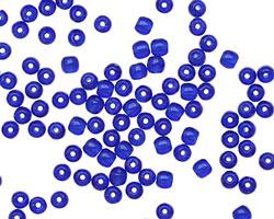 Czech Glass Cobalt Round 3mm