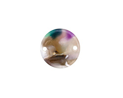 Zola Elements Garden Party Acetate Coin Link 14mm