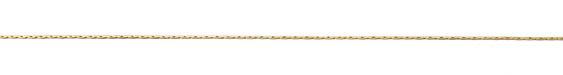 Satin Hamilton Gold (plated) Stringing Chain (bulk discount)