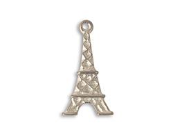 Vintaj Pewter Eiffel Tower 13x25mm
