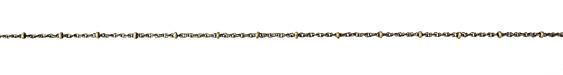 Antique Brass (plated) Satellite Chain (bulk discount)