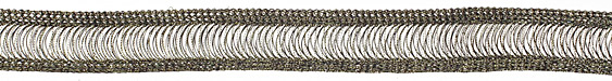 WireLuxe Olive Knitted Wire 20mm, 24 inches