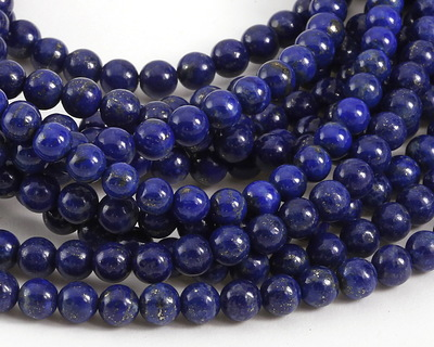 Lapis (A) Round 6mm