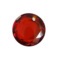 Salsa Faceted Coin 16mm