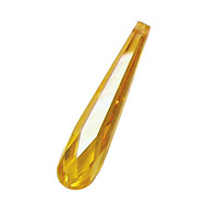 Sunshine Faceted Teardrop 7x30mm