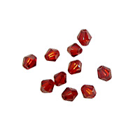 Salsa Faceted Bicone 4mm
