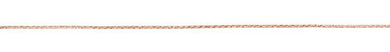 WireLace Blush Ribbon 1mm