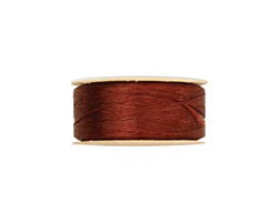 Nymo Burgundy Size D (0.3mm) Thread