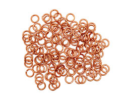 Artistic Wire Natural Chain Maille Jump Ring 4.37mm, 18 gauge
