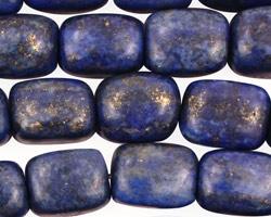 Lapis Tumbled Nuggets 14-15x11-12mm