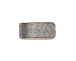Nymo Grey Size D (0.3mm) Thread