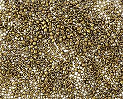 TOHO Antique Bronze Round 15/0 Seed Bead