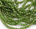 Chrome Diopside Faceted Round 3mm