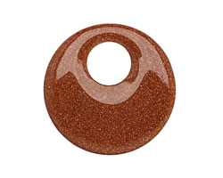 Goldstone Off Center Donut 45mm