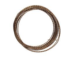 Parawire Vintage Bronze Twisted 21 Gauge, 15 Feet