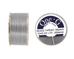 TOHO One-G Gray Thread