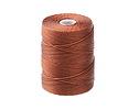 C-Lon Mahogany (.5mm) Bead Cord