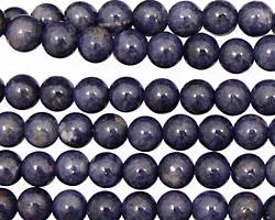 Blue Sapphire Round 6mm