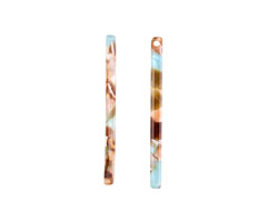 Zola Elements Mermaid Acetate Stick Drop 3x39mm