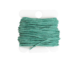 Sage Irish Waxed Linen 7 ply