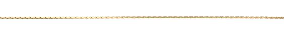 Satin Hamilton Gold (plated) Stringing Chain