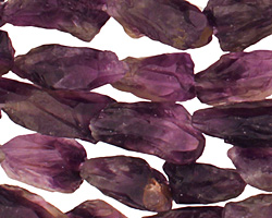 Amethyst Rough Nugget 16-22x8-11mm