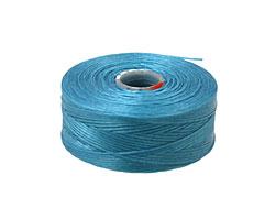 C-Lon Turquoise Blue Size D Thread