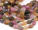 Tourmaline Flat Oval 7-8x5-6mm