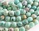 Peruvian Turquoise Round 8mm