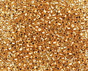 TOHO Light Topaz (with Copper Lining) Round 11/0 Seed Bead