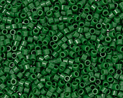 TOHO Aiko Opaque Pine Green Precision Cylinder 11/0 Seed Bead