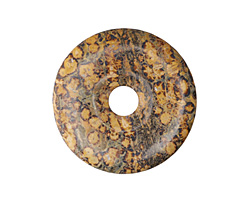 Leopardskin Donut 50mm