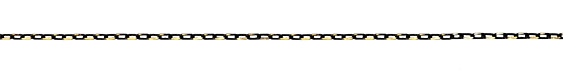 Neo Black Oval Cut Cable Chain 5x3mm