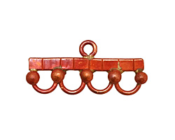 Patricia Healey Copper 4-1 Link 15x32mm