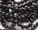 Black Tourmaline Round 6mm