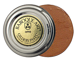 Copper Baroque Art Gilders Paste 30ml