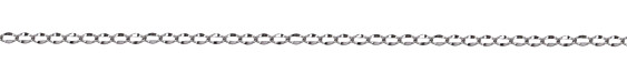 Stainless Steel Flat Oval Link Curb Chain
