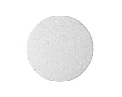 Lillypilly Silver Anodized Aluminum Disc 25mm, 22 gauge