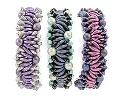Winding Current Bracelet Pattern for CzechMates